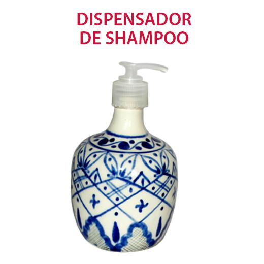 DISPENSADOR DE SHAMPOO