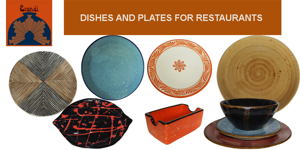 DISHES AND PLATES FOR RESTAURANTS