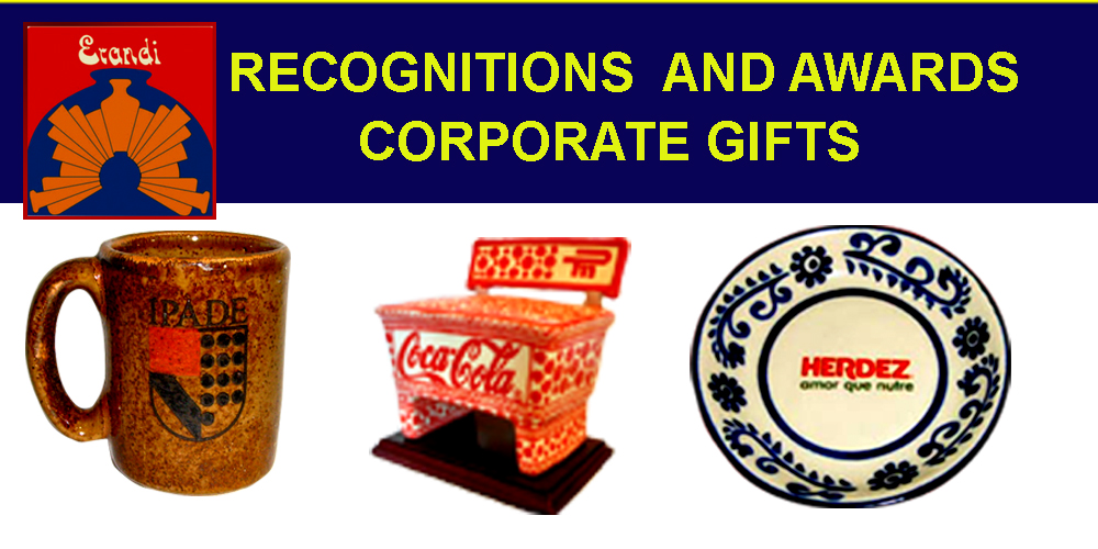 RECONGNITIONS AND AWARDS CORPORATE GIFTS